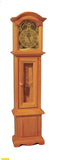 1:12  scale dollhouse miniature grandfather clock