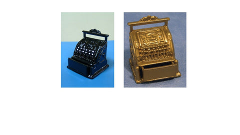 1/12 scale dollshouse miniature cash register