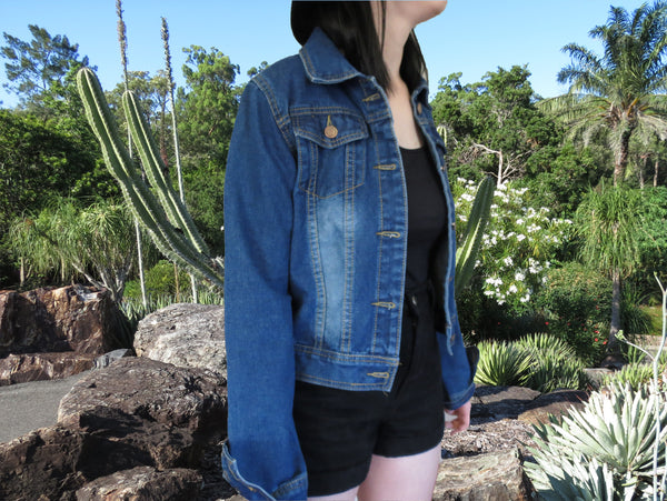 Denim Jacket - Hannahville - Size 10