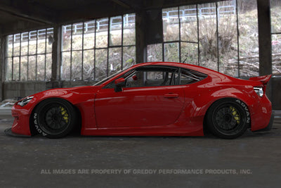 Greddy Rocket Bunny Wide-Body Aero Kit - 86/FRS/BRZ
