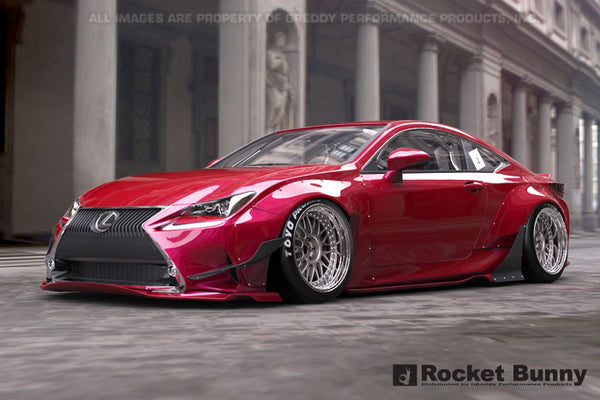 Greddy Rocket Bunny Body Kits - Lexus