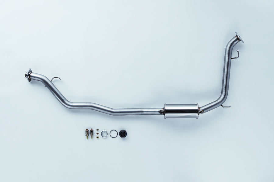 Spoon Sports Exhaust B-Pipe - 01-15 Fit (GD3/GE8/GK5)