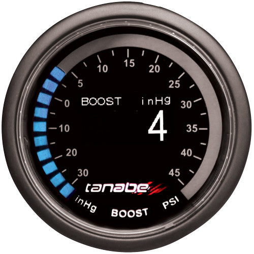 REVEL VLS 52mm Boost Gauge