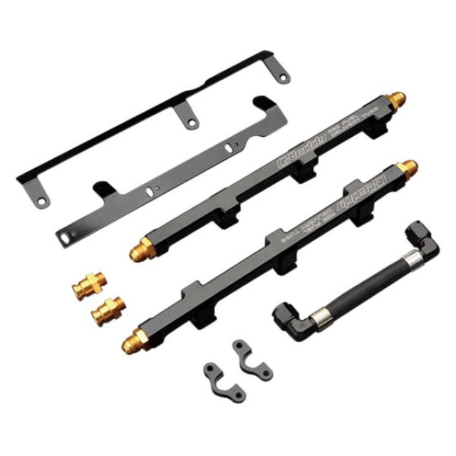 GReddy Fuel Rail Set - 08+ Nissan GT-R (R35)