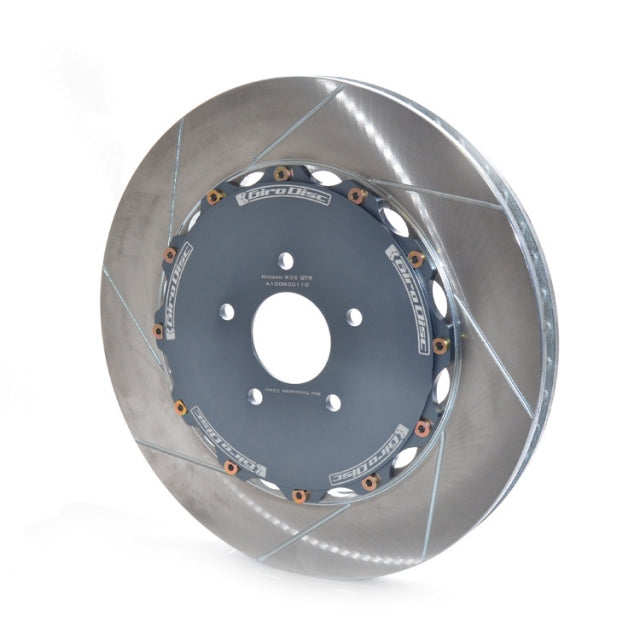 Girodisc 395mm Front 2-piece Rotors - 08+ GTR (R35)