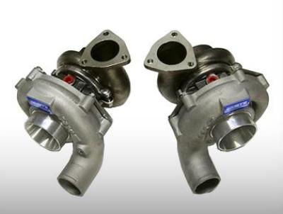 HKS GTII 7867 Symmetrical Twin Turbo Set - 08+ Nissan GT-R (R35)
