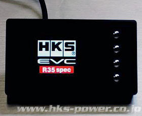 HKS EVC Boost Controller - 08+ Nissan GT-R (R35)