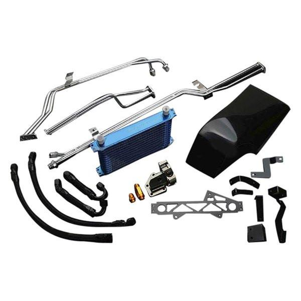 GReddy DCT Transmission Cooler Kit  - 08+ Nissan GT-R (R35)