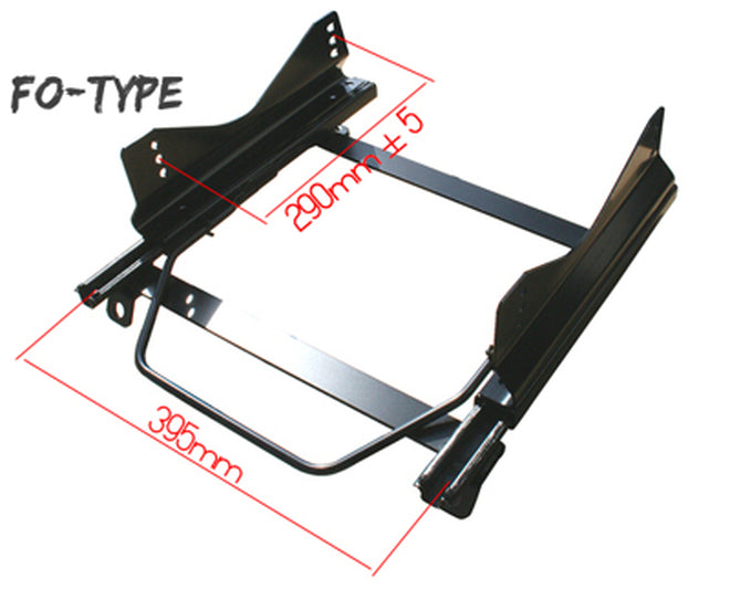 Bride Seat Rail Type FO - Honda/Acura Applications
