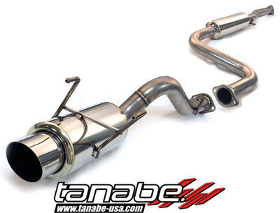 Revel Concept G CatBack Exhaust System - Honda/Acura Application