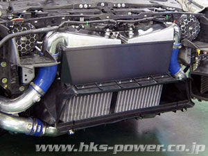 HKS GT1000 Spec Intercooler Kit - 08+ Nissan GT-R (R35)