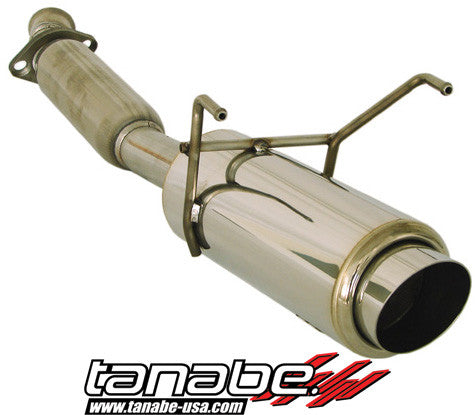 Revel Concept G Axle Back Exhaust Systems - Honda/Acura Applications
