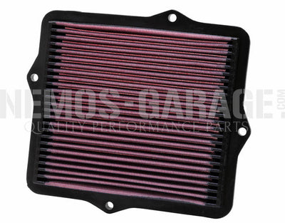 K&N Replacement/Drop-in Air Filters - OEM Honda/Acura Applications