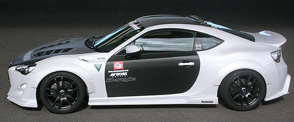 ChargeSpeed BottomLine Type 2 Full Kit - 2012+ FR-S / GT-86