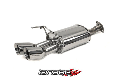 Revel Medallion Touring Axle Back Exhaust Systems - Honda/Acura Applications