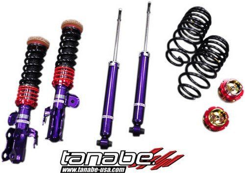 Tanabe Sustec Pro S-0C Coilover System - Honda/Acura Applications