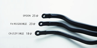Spoon Sports Front Sway Bar - 15+ Fit