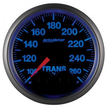 Autometer Elite Transmission Temperature Gauges