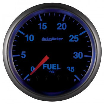 Autometer Elite Fuel Pressure Gauges