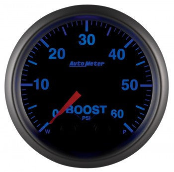 Autometer Elite Boost Gauges
