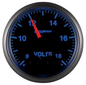 Autometer Elite Voltmeter Gauges