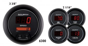 Autometer Sport-Comp Digital Gauge Kit