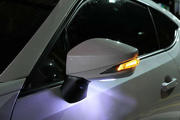 ChargeSpeed Door Mirrors - 2012+ FR-S / BRZ / GT-86
