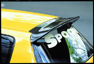 Spoon Sports Carbon Roof Spoiler - 92-95 Civic (EG)