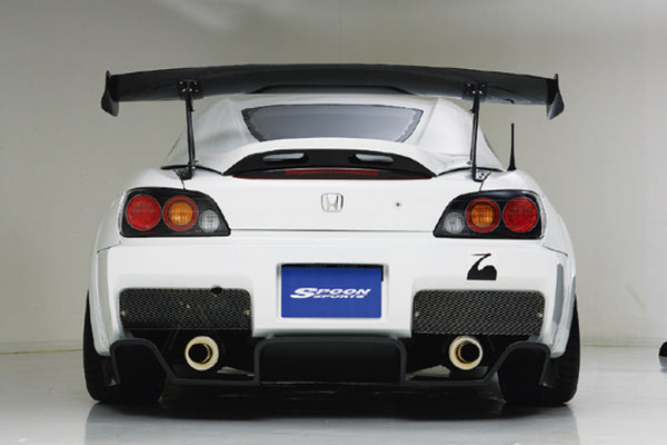 Spoon Sports Carbon 3D-GT Wing - 00-09 S2000 (AP1/2)