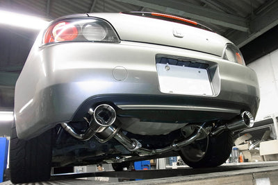 HKS Super Sound Master Stainless Exhaust - 00-09 Honda S2000