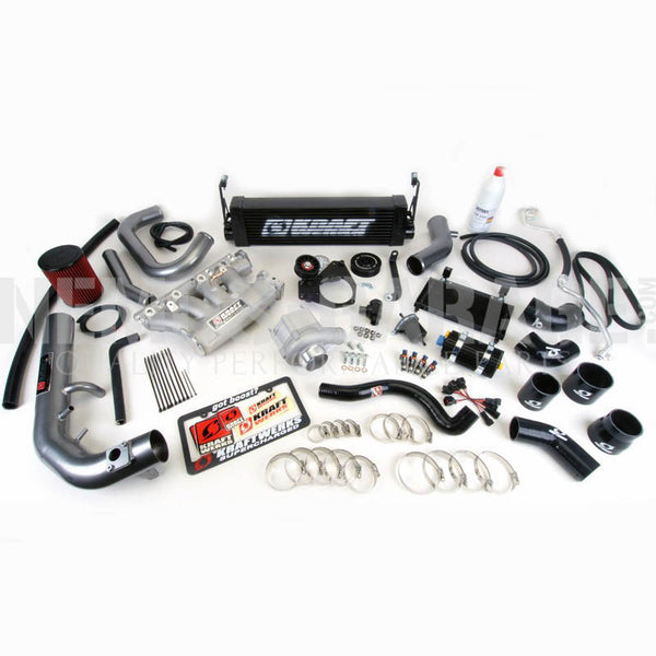 Kraftwerks Supercharger Kit for 06-15 Civic Si