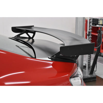 ASM I.S. DESIGN REAR WING - 2017+ Toyota GT-86 / 13-17 FR-S / 13+ BRZ (ZN6/ZC6)