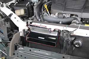 ChargeSpeed VA S4 Air Intake Kit - 15-20 Subaru WRX