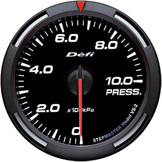 Defi 60mm Racer Series Pressure (kPa) Gauges
