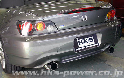 HKS Silent Hi-Power Exhaust System - 00-09 Honda S2000