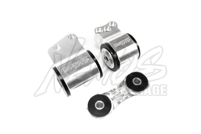 Hasport Billet Motor Mounts for 90-93 Integra (DA) - B/K-Series