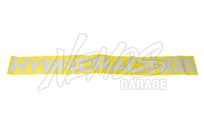 Hybrid Racing Windshield Banner
