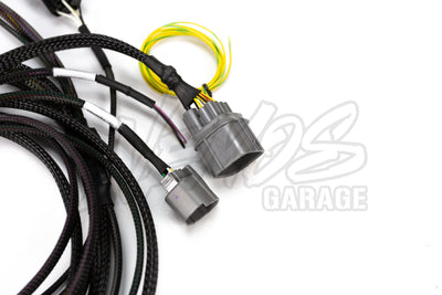 Hybrid Racing K-Swap Conversion Harnesses - 88-05 Civic / 94-01 Integra Applications