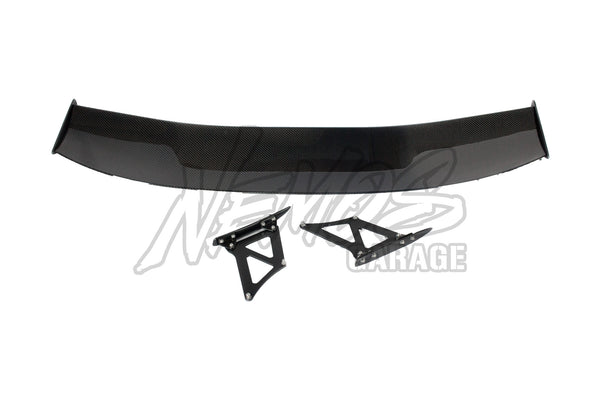 J's Racing 3D Wet Carbon GT Wings - 94-01 Integra (DC2/DB8)