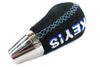 Key's Racing Shift Knobs - Leather or Suede