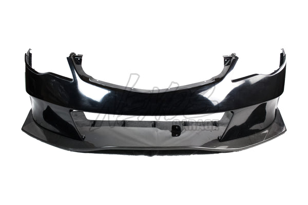 J's Racing Type-S Front Bumper for 06-11 Civic Sedan (FA5/FD2)