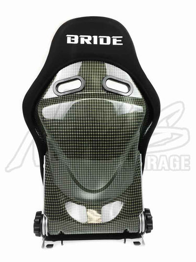 Bride Gias II Low Max Reclinable Bucket Seat - Various Colors