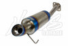 J's Racing C304 Series Stainless Steel Axle Back Mufflers - Honda/Acura Applications
