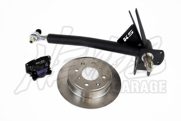 KS Tuned Rear Trailing Arm Kit