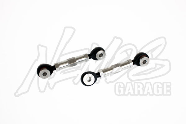 PCI/Kiwi Signature Series Spherical Rear Toe Links for 88-00 Civic/94-01 Integra