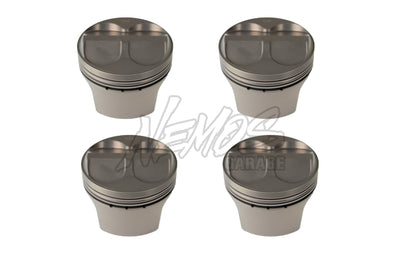 Supertech High Performance Forged Pistons w/Rings - K-series