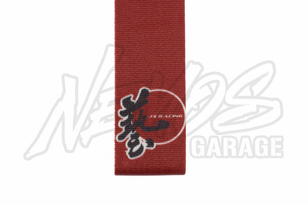 J's Racing Tow Strap - Red