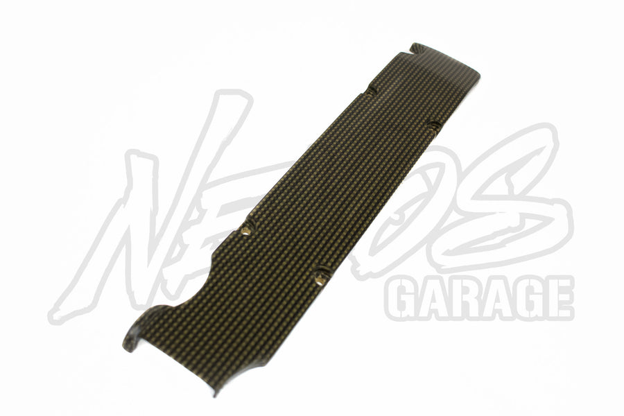 Spoon Sports Carbon Kevlar Spark Plug Covers - B/F/K-Series Engines
