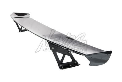 J's Racing 3D Wet Carbon GT Wings - 88-91 Civic/CR-X (EF8/9)