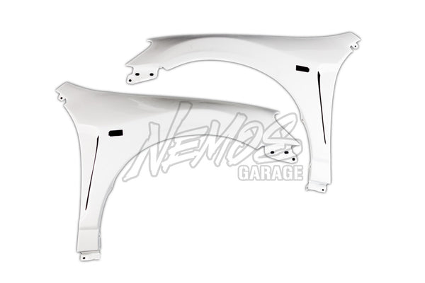 Feel's Honda Twin Cam 02-06 Integra Type R (DC5) Front Wide Fenders